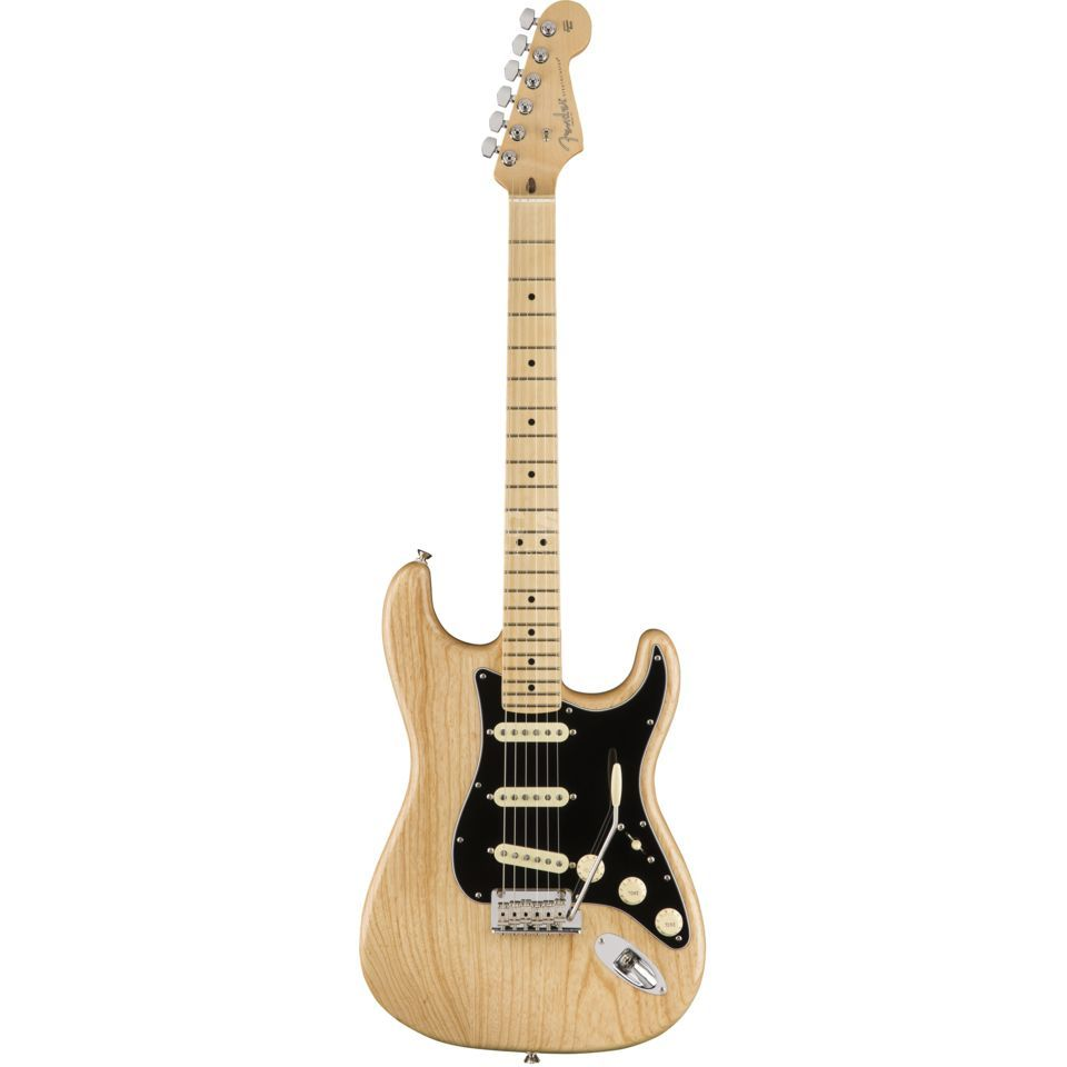 Fender American Professional Stratocaster MN Natural Productafbeelding