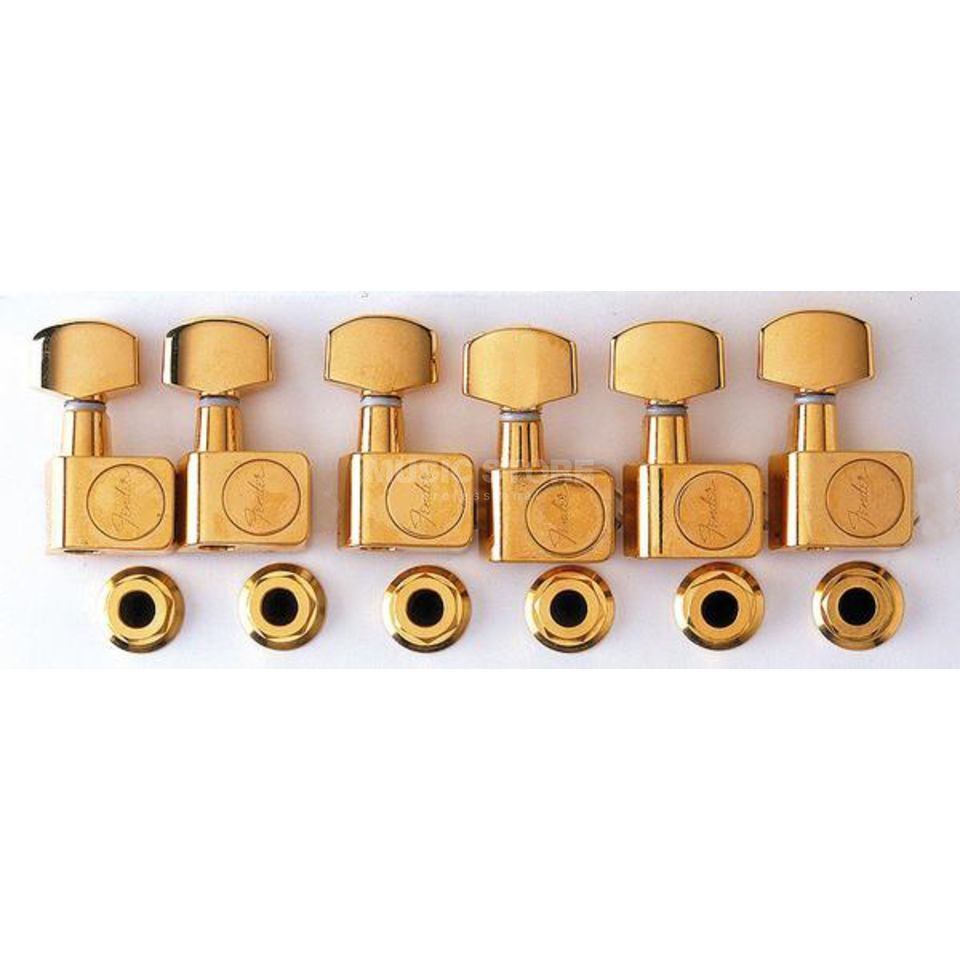 Fender American Series Tuners Gold Stratocaster/Telecaster Produktbild