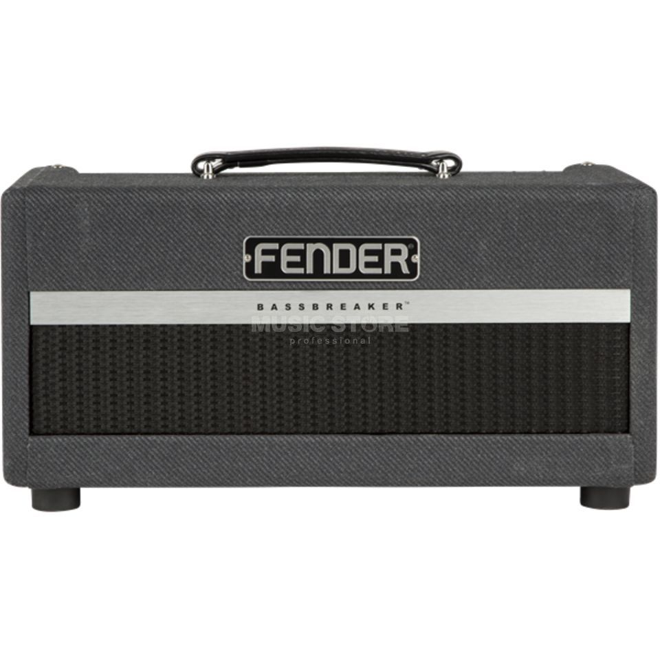 fender bassbreaker 15 head demo dv247 en gb. Black Bedroom Furniture Sets. Home Design Ideas
