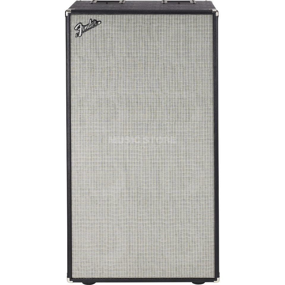 Fender Bassman 810 Neo Bass Guitar Am plifier Extension Cabinet   Product Image