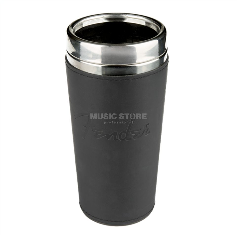 Fender Blackout Travel Mug Produktbild