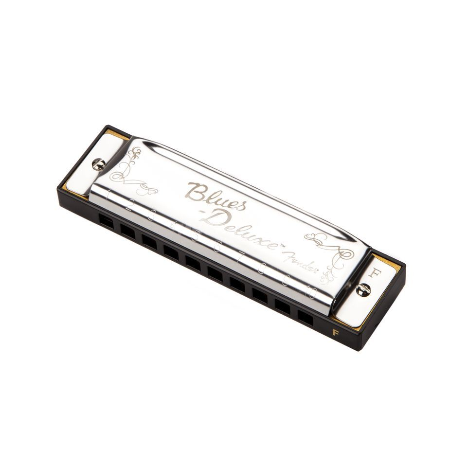 Fender Blues Deluxe Harmonica Key of F Produktbillede