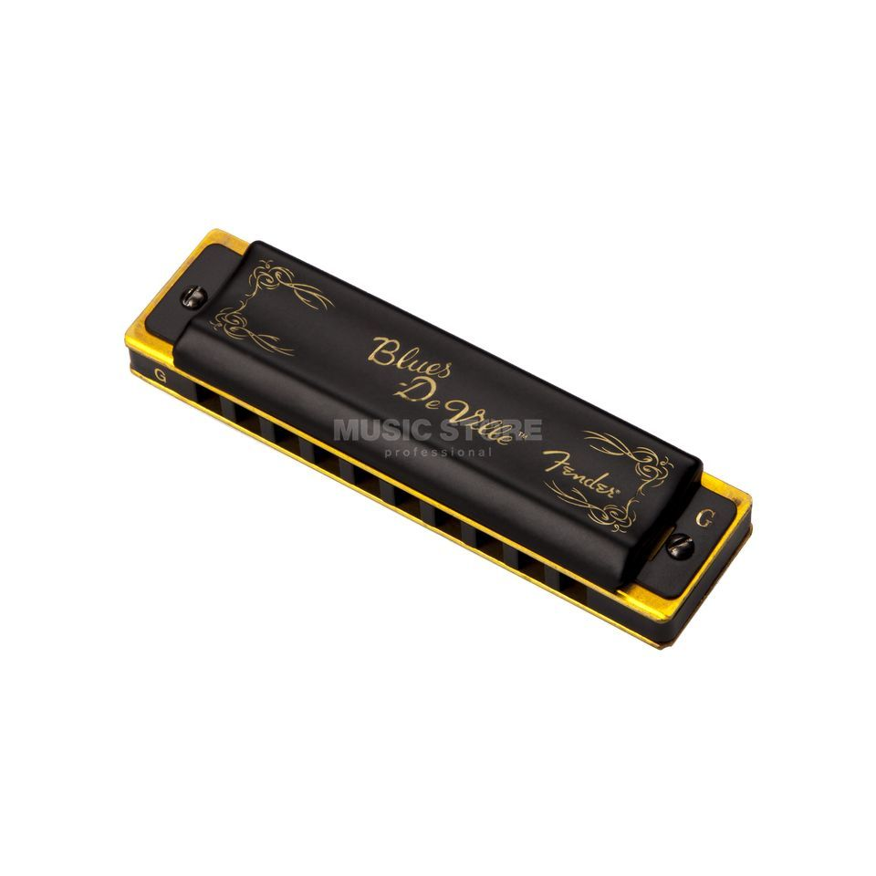 Fender Blues DeVille Harmonica Key of G Product Image