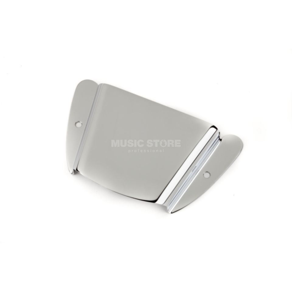 Fender Bridge Cover '51 P-bas Chrome Productafbeelding
