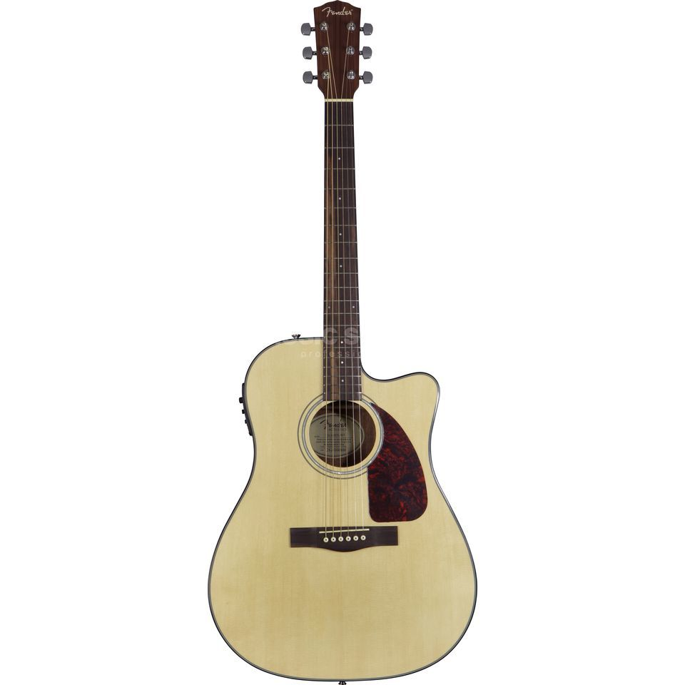 Fender CD-140 SCE NAT Natural Produktbild