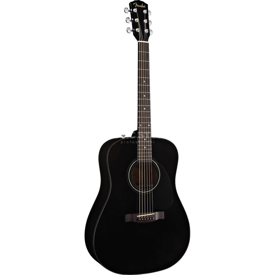 Fender CD 60 Pack BLK Black Produktbild