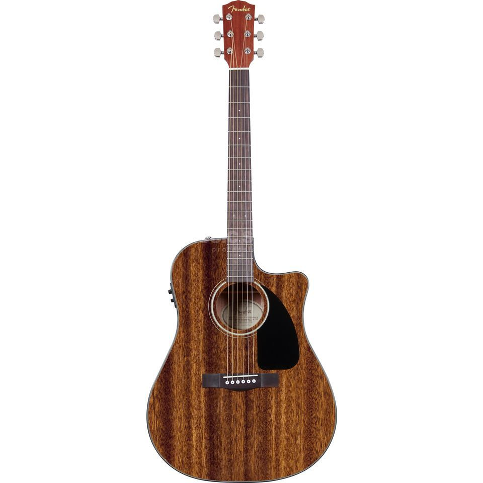 Fender CD-60CE All Mahogany  Produktbillede