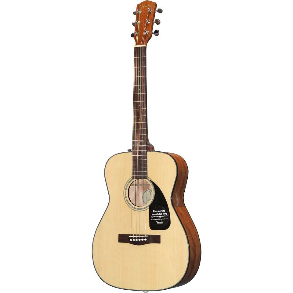 Fender CF-60 NAT Folk Natural Produktbild