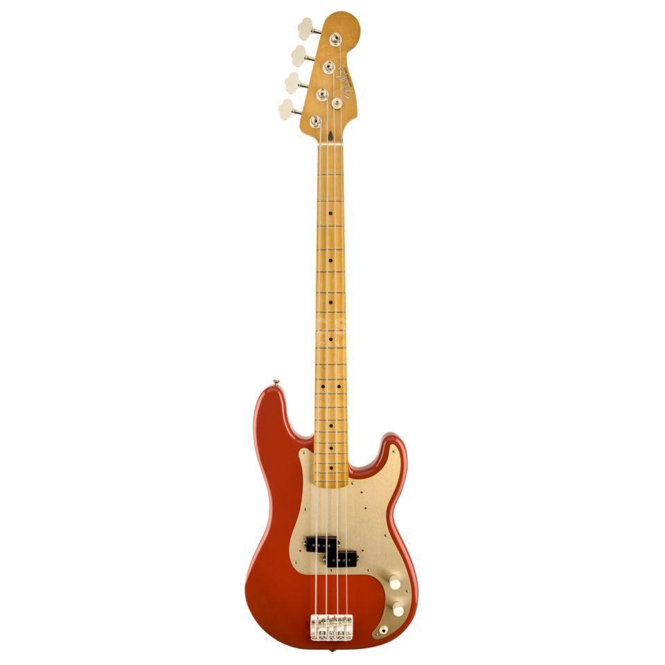 Fender Classic '50s P-Bass MN FRD Fiesta Red  Imagen del producto