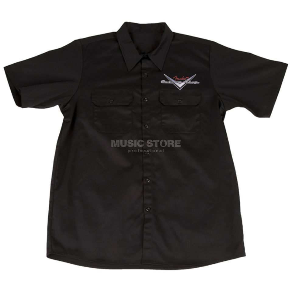 Fender Custom Shop Workshirt Produktbillede
