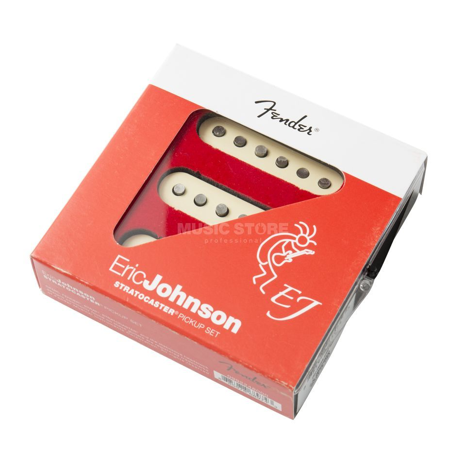 Fender Eric Johnson Pickup Set Produktbillede