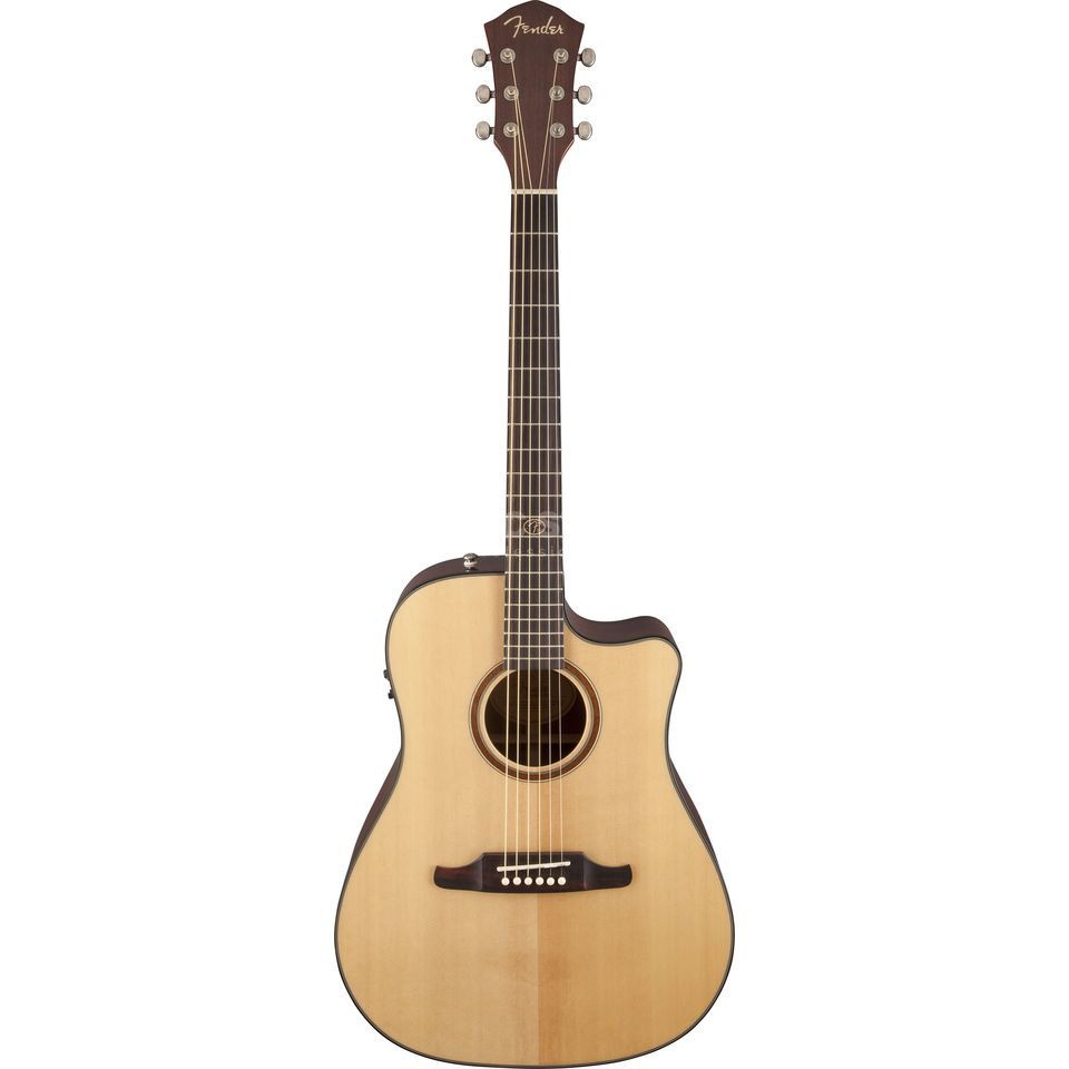 Fender F-1000CE NA Dreadnought Natural Produktbild