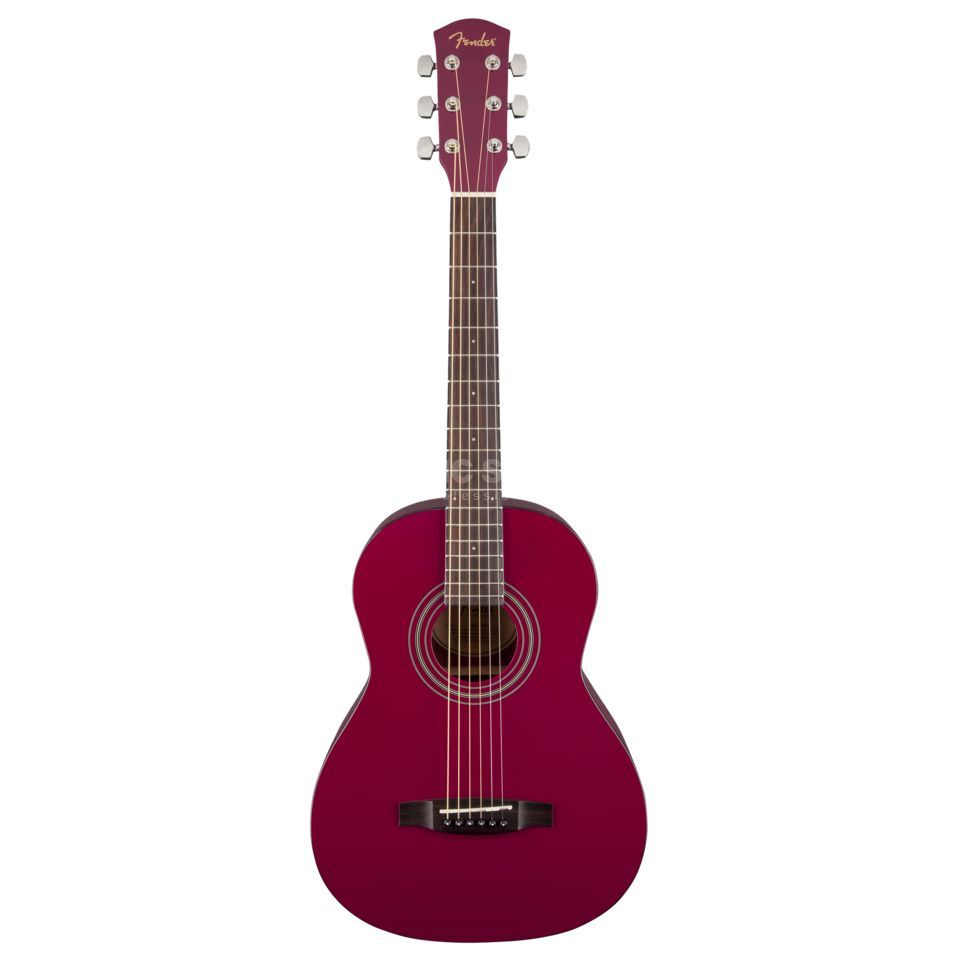 Fender FSR MA-1 3/4 Steel Gloss Red Product Image