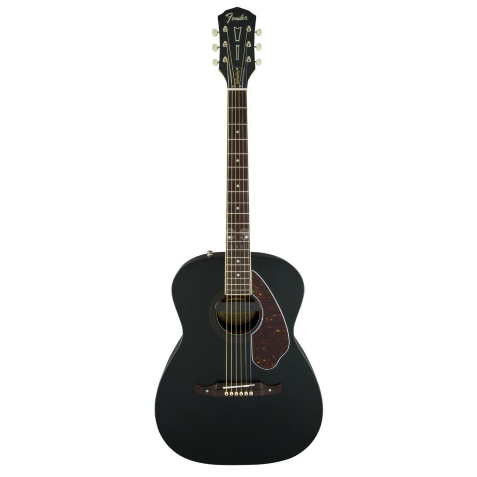 Fender FSR Tim Armstrong Deluxe Satin Black Product Image