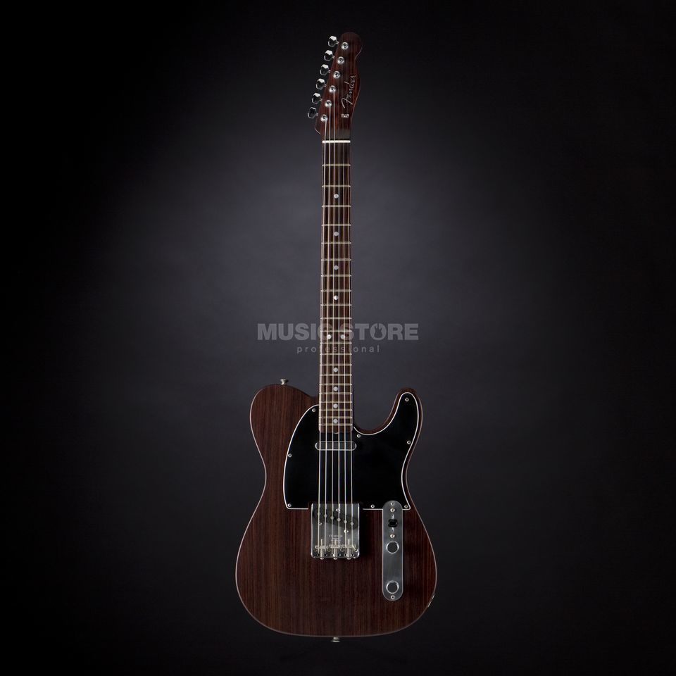 Fender George Harrison Tribute Rosewood Telecaster #GH087, Master Built by Paul Waller Produktbild