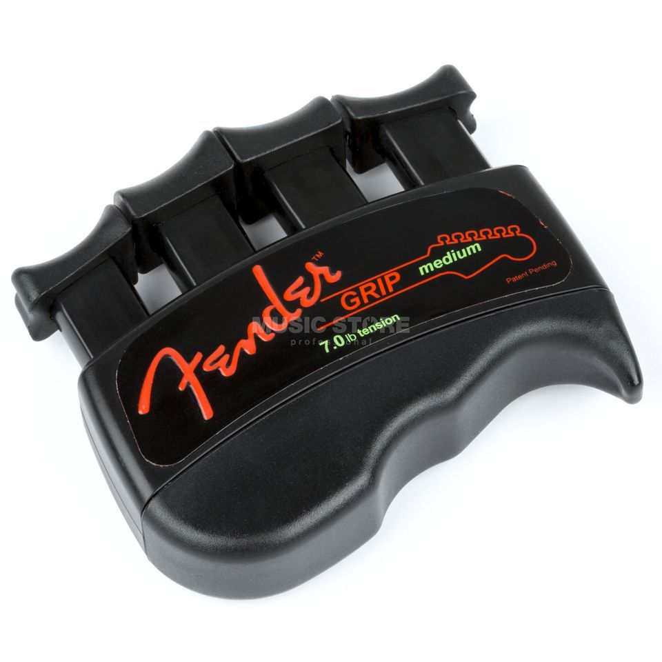Fender Grip Hand Exerciser Medium Tension Produktbillede