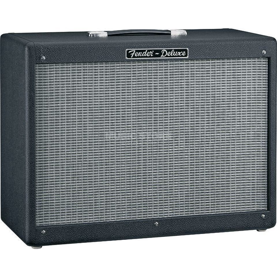 Fender Hot Rod Deluxe 112 Cabinet BLK Black Produktbild