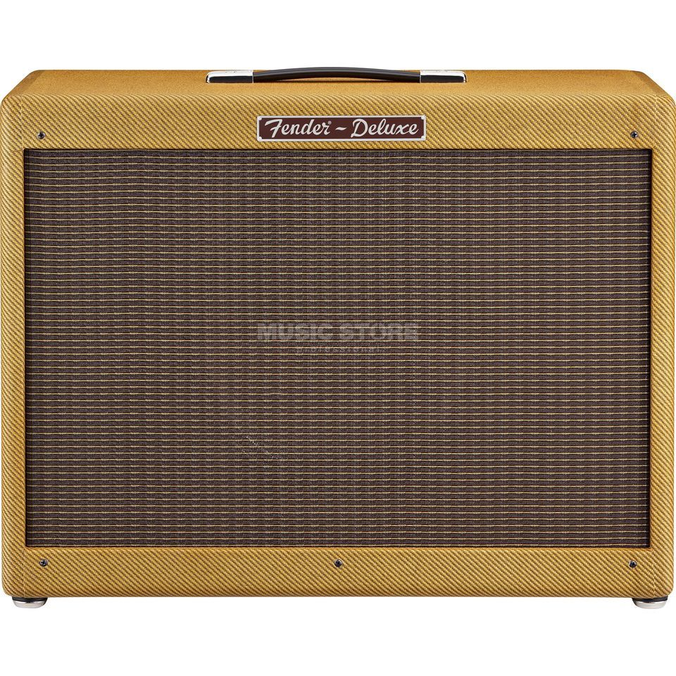 Fender Hot Rod Deluxe 112 Cabinet LTW Laquered Tweed Produktbild
