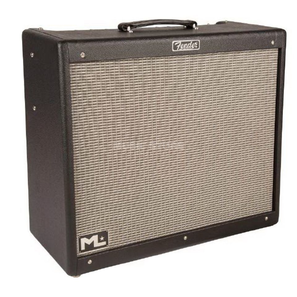 Fender Hot Rod DeVille ML 212 Michael Landau Signature Produktbild