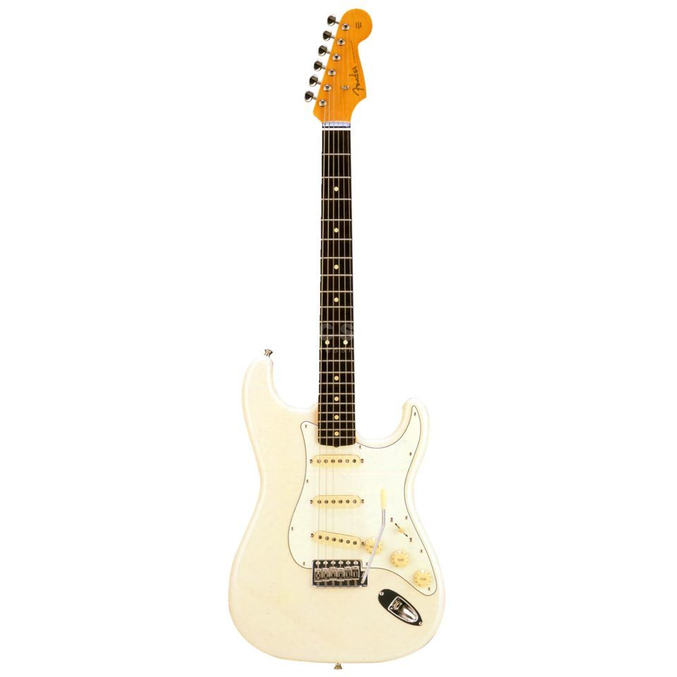 Fender Japan Limited Classic Special '60s Strat RW Vintage White Produktbild