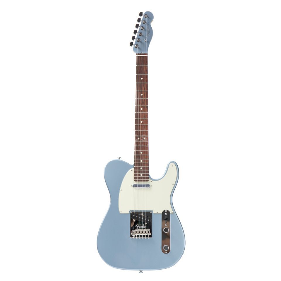 Fender Limited Edition American Standard Telecaster Matching Headstock Ice Blue Produktbild