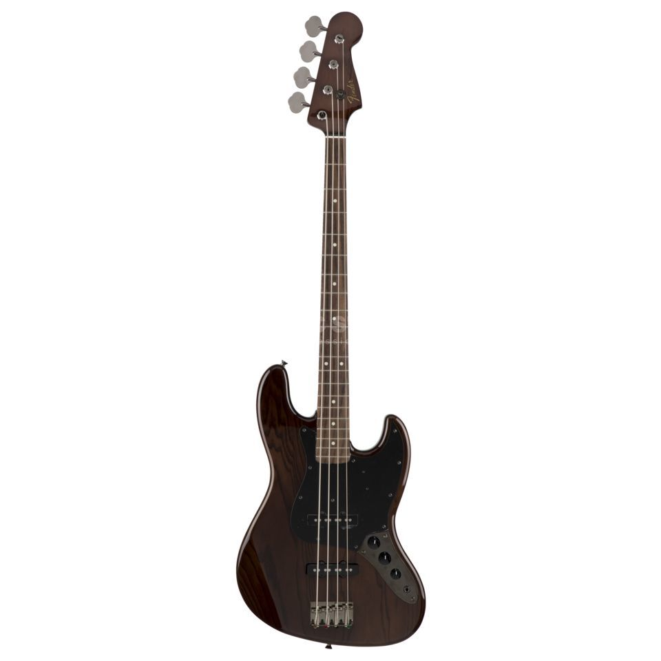 Fender Limited Edition Classic '60s Jazz Bass RW Walnut Product Image