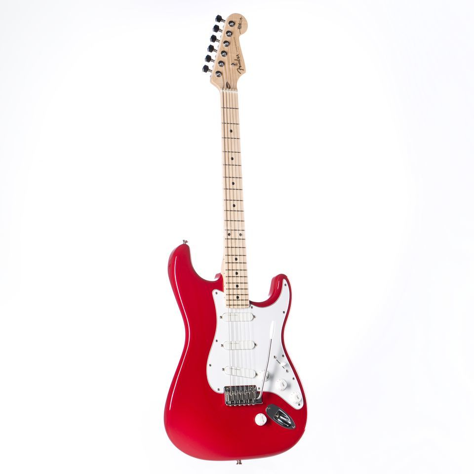 Fender Limited Edition Pete Townshend Stratocaster MN Torino Red Productafbeelding