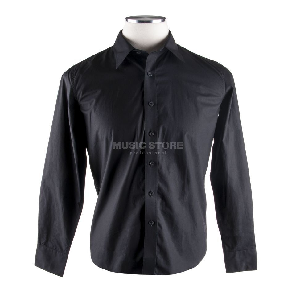 Fender Long Sleeve Shirt XL Black Produktbillede