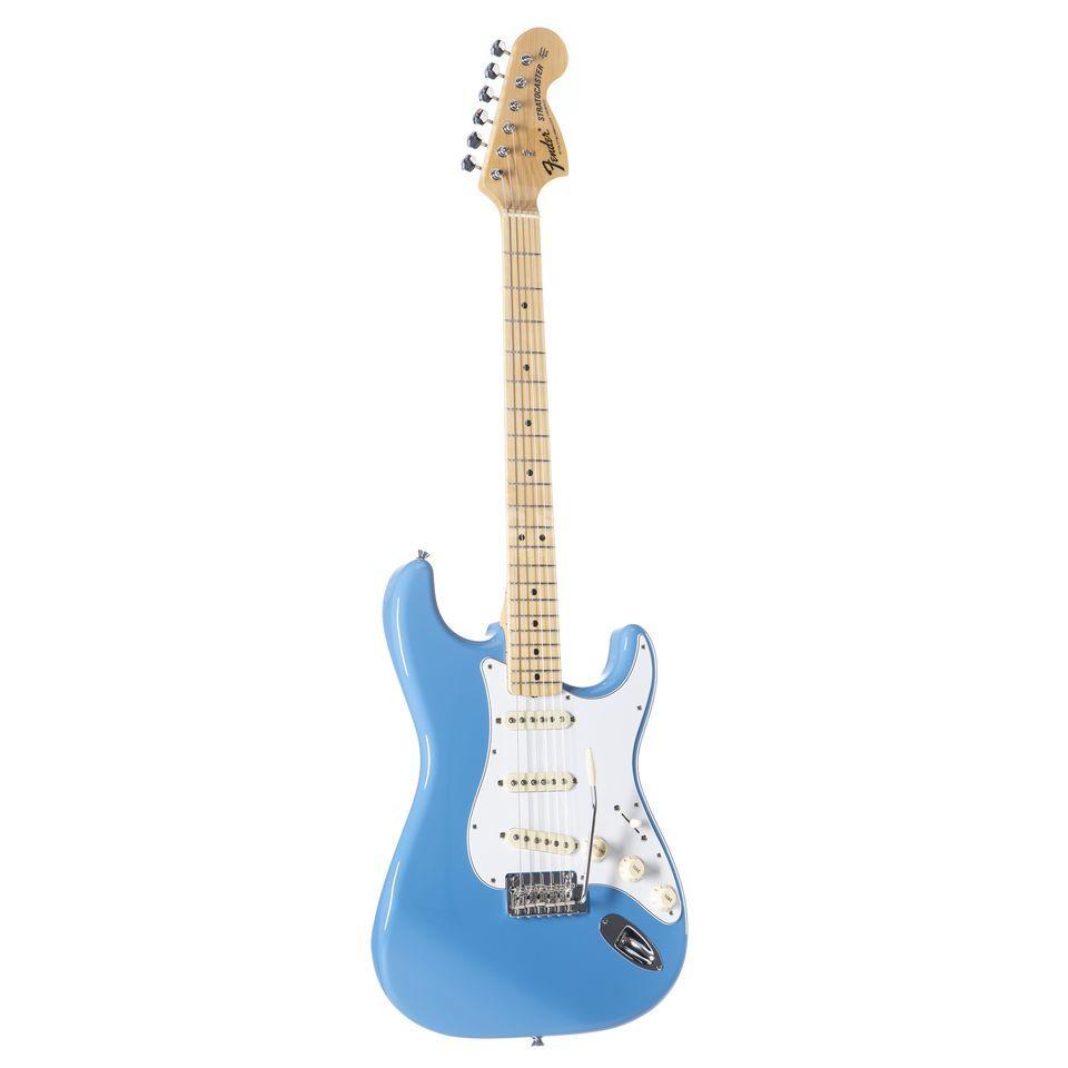 Made in Japan Hybrid '68 Strat California Blue