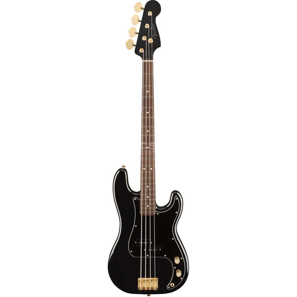 Fender Made in Japan Traditional '60s Precision Bass Midnight Produktbild
