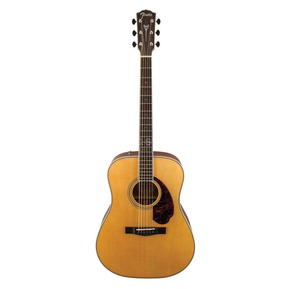 Fender PM-1 Standard Dreadnought Natural Produktbillede