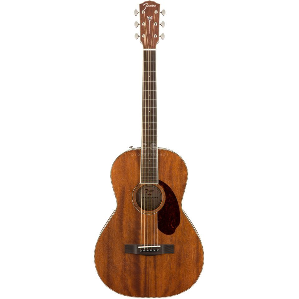 Fender PM-2 Std. Parlor All Mahogany Product Image