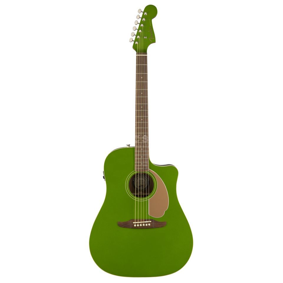 Fender Redondo Player Electric Jade Product Image