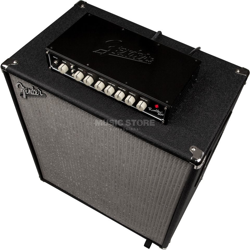 Fender Rumble 500 V3 Head  Produktbillede