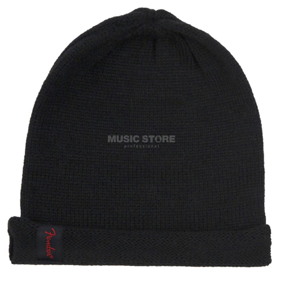 Fender Slouch Beanie Black Product Image