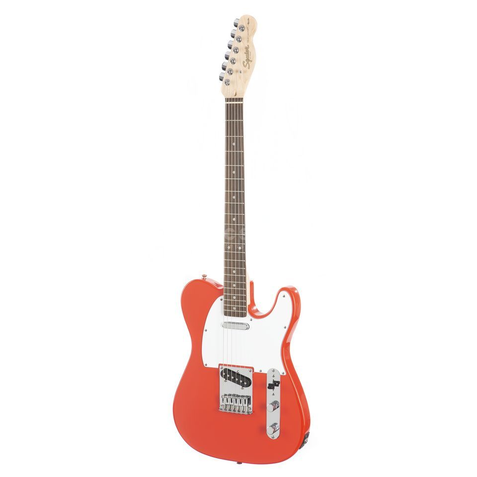 Fender Squier Affinity Series Telecaster IL Race Red Product Image