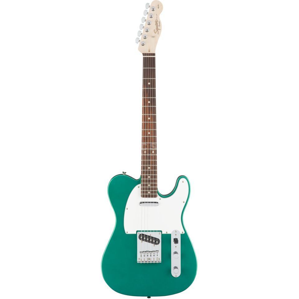 Fender Squier Affinity Series Telecaster RW Race Green Produktbillede