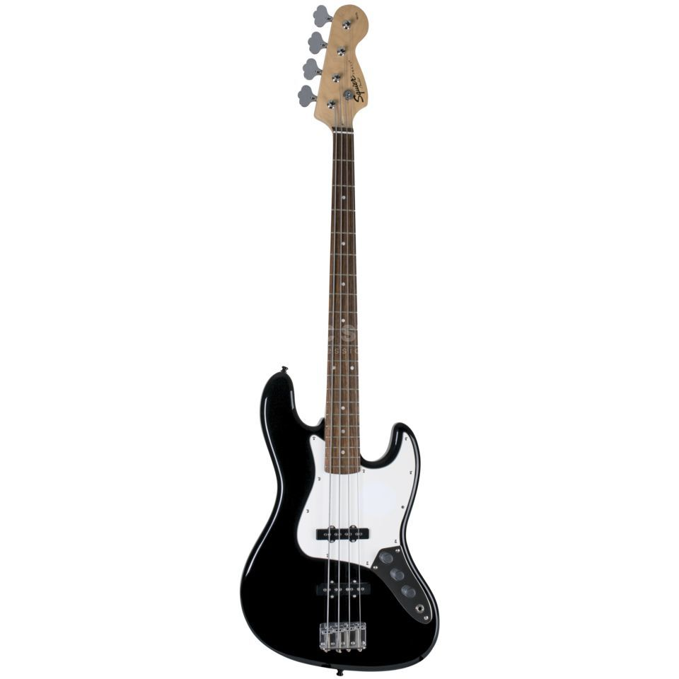 Fender Squier Squier Affinity Jazz Bass Rw Black