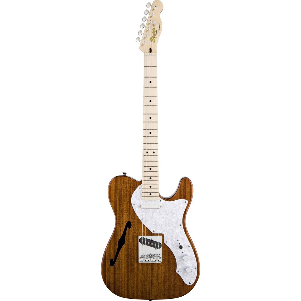 Fender Squier Squier Classic Vibe Tele Thinline MN Natural Produktbillede