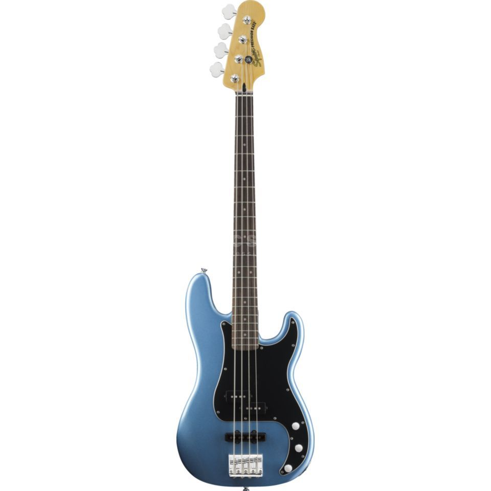 Fender Squier Squier VM P-Bass PJ RW LPB Lake Placid Blue Изображение товара