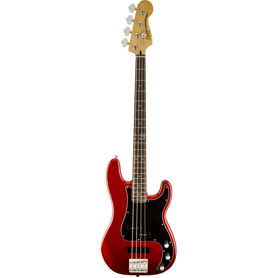 Fender Squier Vintage Modified Precision Bass PJ IL Candy Apple Red Product Image