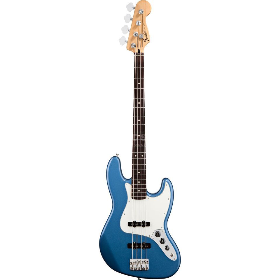 Fender Standard Jazz Bass RW Lake Placid Blue Immagine prodotto