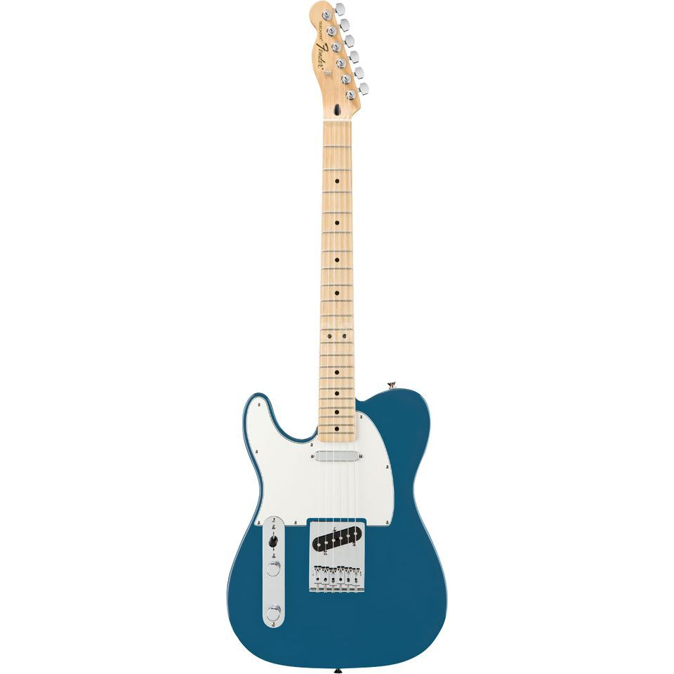 Fender standard telecaster lefthand mn lake placid blue publicscrutiny Image collections