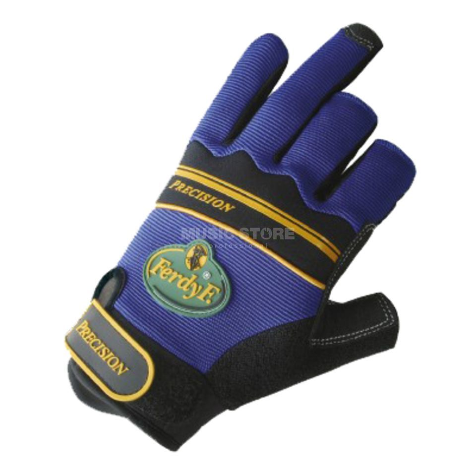 FerdyF. Precision Gloves, Size M blue Product Image