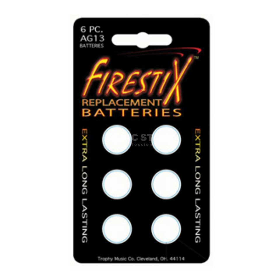 Firestix Firestix Replacement Batteries FXRB, 6 pcs Product Image