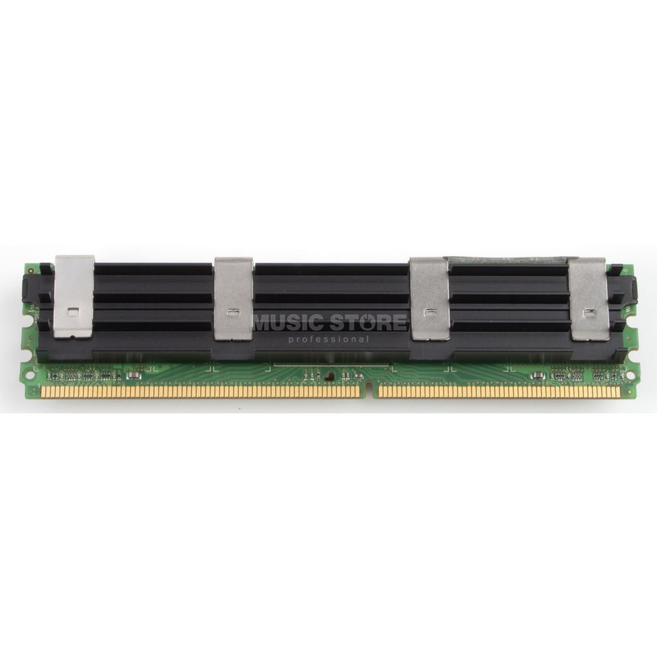First Choice 2GB DDR2 PC5300 667MHz FBDIMM for Mac Pro 2007 Produktbillede
