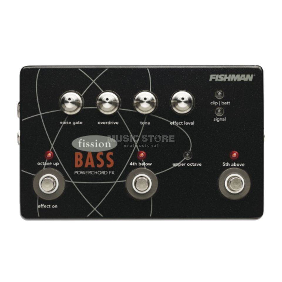 Fishman Fission Bass FX Pedal  Изображение товара