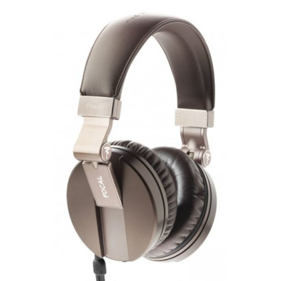 Focal Spirit One Classic Studio / HiFi Headphones Produktbillede