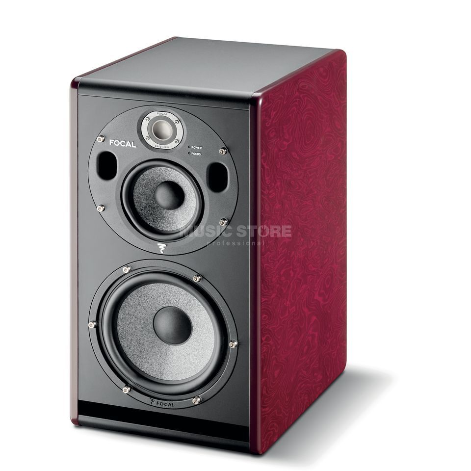 Focal Trio6 BE Red Burr Ash Produktbillede