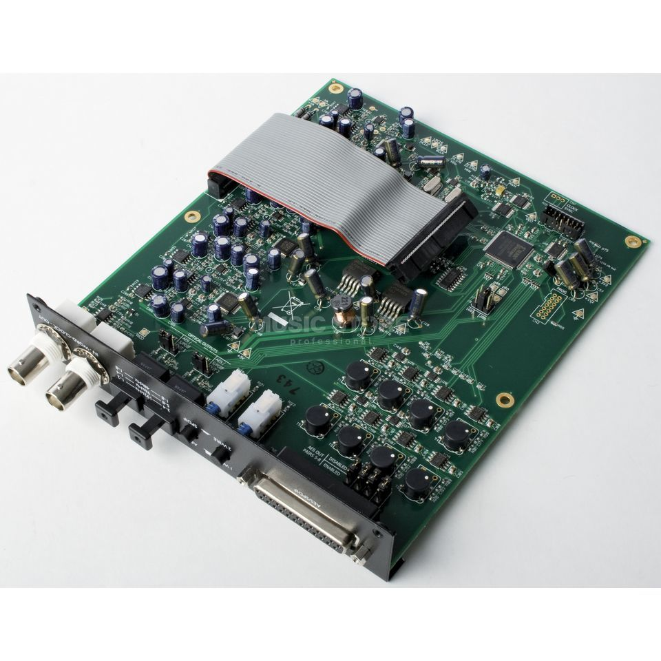 Focusrite ISA 828 Digital Board Optional 8-Channel 192 kHz ADC Produktbillede